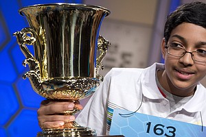A Spelling Bee Veteran Finally Wins With Knaidel