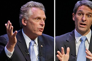 Va. Governor's Race: Nationally Significant Or Just Nasty?