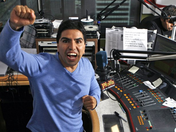 Univision has canceled a popular Spanish-language radio show hosted by Eddie Sotelo, also known as Piolín
