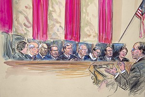 Justices Cast Doubt On Federal Defense Of Marriage Act