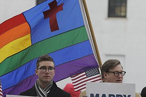Flood Of Gay Marriage Cases Releasing Stream Of Federal R...