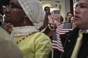 Is A 'Pathway To Citizenship' The Right Concern?