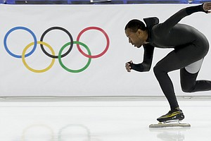 Maybe It's The Suit: U.S. Speedskaters Want Change In Sochi