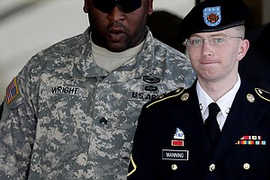 Judge Won't Drop 'Aiding The Enemy' Charge Against Manning