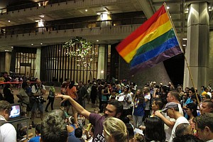 The Map Of Gay Marriage: Hawaii Becomes Latest To Legalize