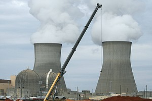 U.S. Government Will Back Loans For Nuclear Power