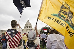 Public Opinion Toward Tea Party Hits Low Point
