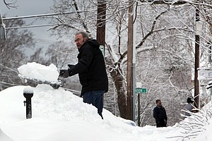 No Rest For The Snow-Weary: Northeast Braces For Round 2