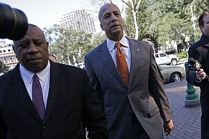 Former New Orleans Mayor Ray Nagin Found Guilty Of Corrup...