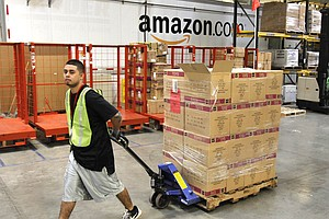 Online Retailers Take Opposite Sides On Sales Tax Bill