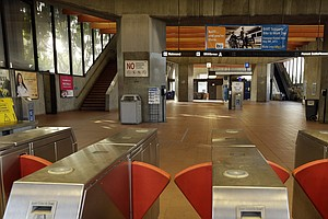 BART Strike Hits Commuters; No Word on Service Resumption