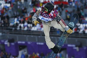 Olympic Snowboarders Groove To DJ Naka G