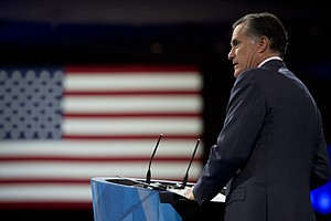 Romney Not Finished With Politics