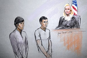 Kazakh Students Indicted In Boston Bombing Probe