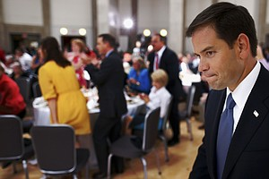 Marco Rubio: Poster Boy For The GOP Identity Crisis