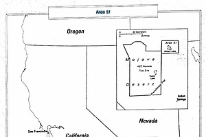 There It Is! Area 51 Revealed In Declassified CIA Report