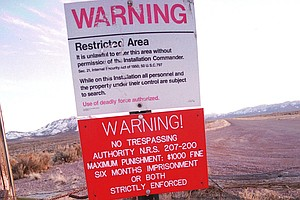 Did You Know? Area 51 Nearly Killed 4 Important Visitors