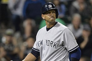 VIDEO: Boos And A Blooper For A-Rod