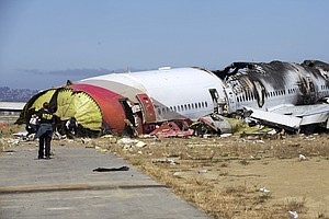 Crash Investigators Turn To Asiana Pilot Who Was At Controls