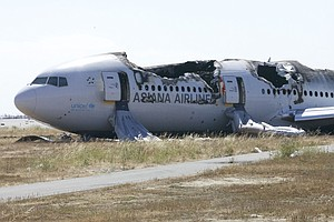 Asiana Pilot Was 'Very Concerned' Before California Crash