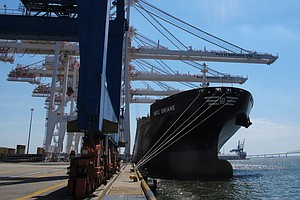 Port Of Baltimore Seeks Boost From Panama Canal Expansion