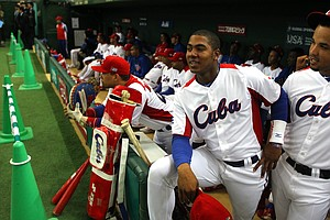 With An Assist From Smugglers, Cuban Players Make It To U.S.
