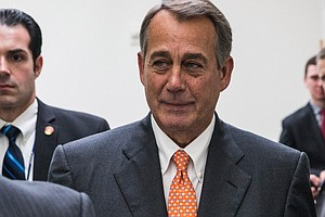 White House Talks Over, Boehner Says; Senate Blocks Debt Bill