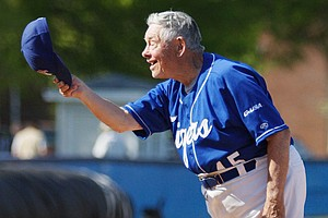 Baseball's 'Most Durable Batboy' Marks 55 Years On The Field