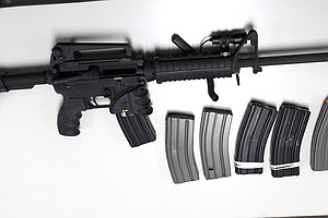 'Historic' Gun Bill To Become Law In Connecticut