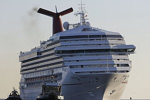 Carnival Triumph Heads Back To Gulf Of Mexico, Under Power