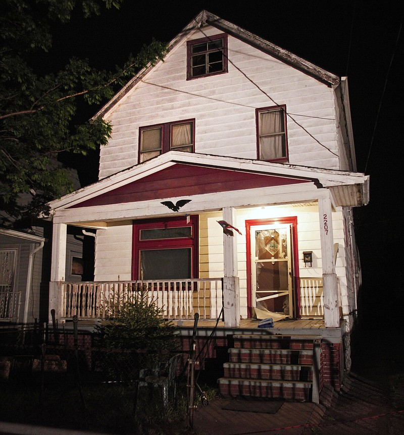 cleveland house of horrors