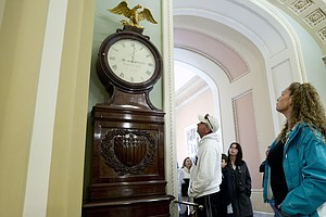 Congress Works On Holiday, Three Days Before Debt Deadline