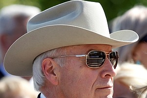 Cheney Says He Couldn't Overrule Doctors Who Declared Him Fit