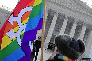 DOMA Challenge Tests Federal Definition Of Marriage