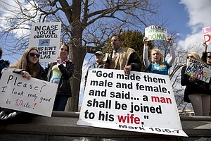 Same-Sex Marriage Fight Shifts Back To States