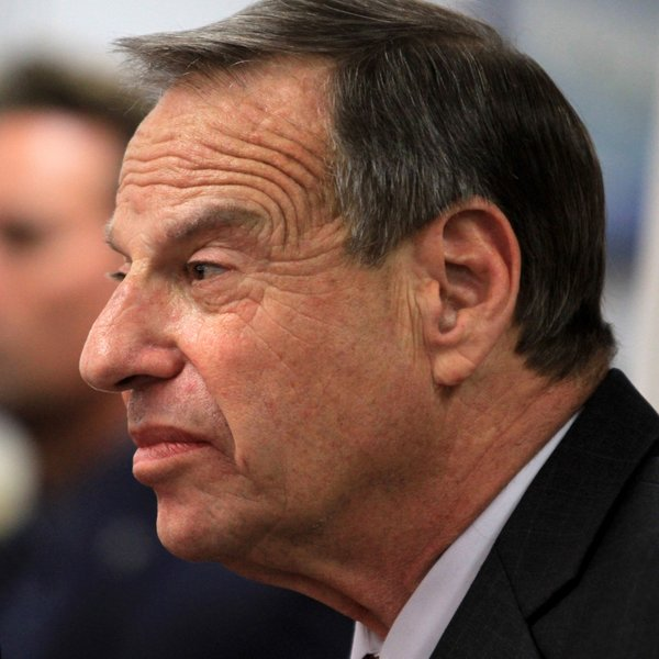 San Diego Mayor Bob Filner (D) in July.