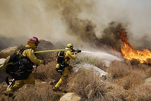 2013 Wildfire Season Proving To Be More Mild Than Wild