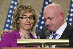 Giffords Group's Radio Ads Hit McConnell, Ayotte On Gun Vote
