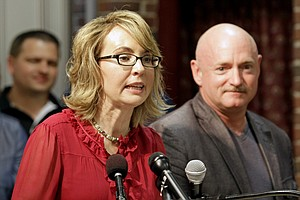 Scripps College Honors Ex-Rep. Giffords For Public Service