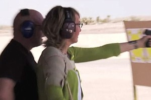 Giffords Reaches 'Responsible Gun Owners' At Firing Ranges