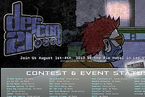 DEF CON Hacking Conference Puts Feds In 'Time-Out'