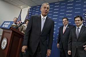 Debt Ceiling Standoff? Not This Time