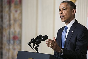 President Obama Bets Big On Middle East Diplomacy