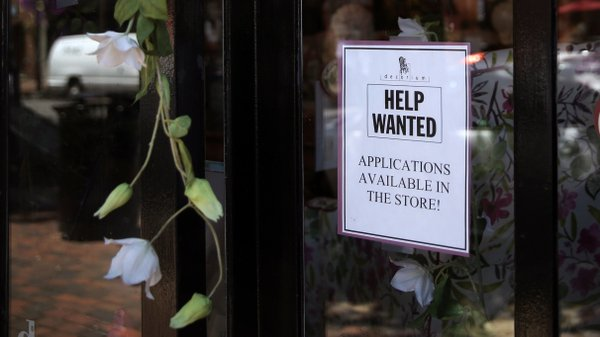 America's unemployment rate sank to 7.4 percent in July, the Bureau of Labor ...