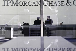 J.P. Morgan Chase Will Pay $13 Billion In Record Settlement