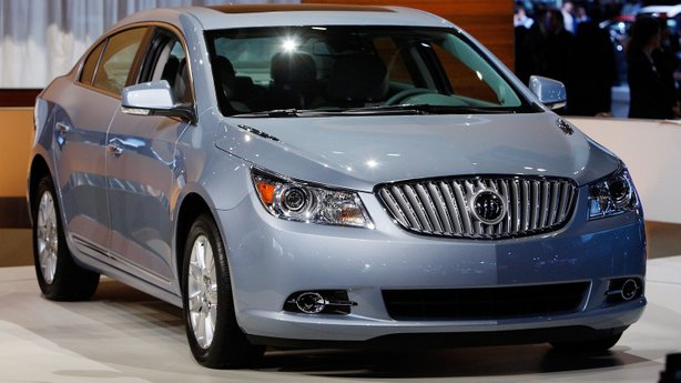 Newly redesigned for the 2010 model year, the Buick LaCrosse was found to be one of the most reliable midsize cars, in a study released by J.D. Power and Associates.