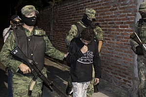 Still A Teenager, Freed Cartel Killer Will Leave Mexico F...