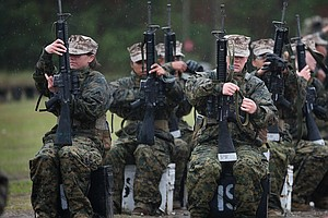 Marines: Most Female Recruits Don't Meet New Pullup Standard