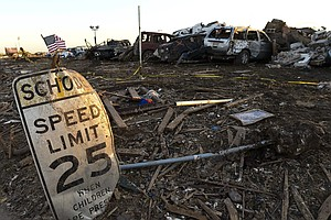 Funerals Begin In Tornado-Ravaged Moore, Okla.