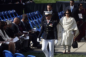 Navy Yard Memorial: President Obama Leads Honors For Victims